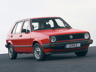 VW, Golf 2 reservedele