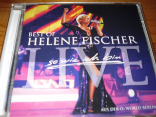 BEST; of - Helene Fisher.