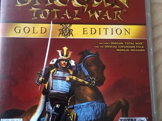 Shogun Total War  - Gold Edition,