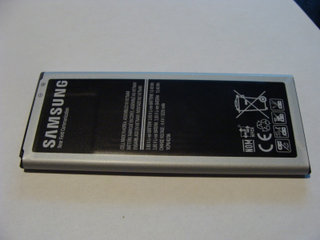 Batteri til Samsung galaxy Note
