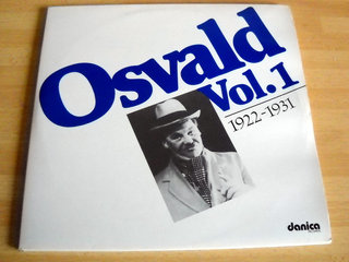 Osvald Helmuth 14 LP´er 1922 - 1965