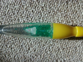 "Spring Light Up Pen"" - Kuglepen. NY"