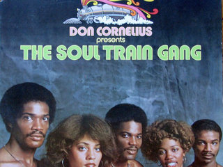 Don Cornelius - The Soul Train Gang