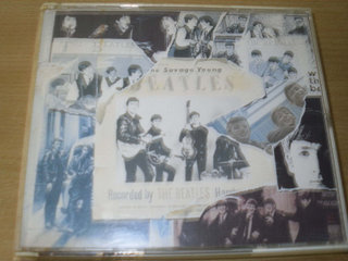 THE BEATLES BOX; Anthology fra 1995.