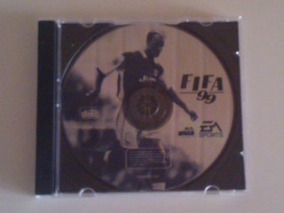 PC-spil: Fifa 99