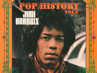 Jimi Hendrix - Pop History Vol 2