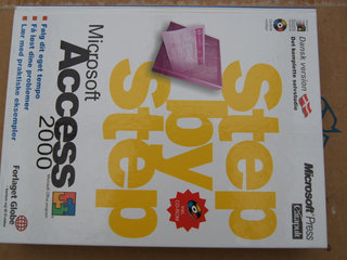 Step by Step Micosoft Access 2000