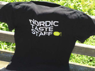 Poli-shirt # NORDIC TASTE # CPH COOKING