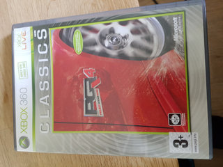 Project Gotham Racing 4!