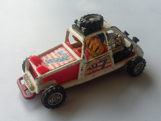 Corgi Toys U.S. Racing Buggy