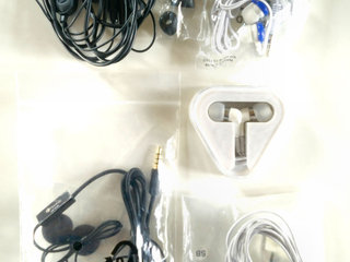 Headset, HTC, Samsung, Headphones