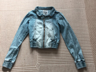 Just Female denimjakke str XS