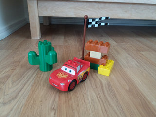 LEGO DUPLO - Cars - 5813 Lightning McQue