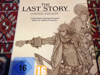 The Last Story, limited edition.