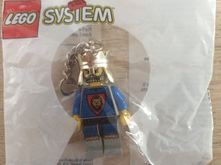 Lego Nøglering, 3923 King Leo Key Chain