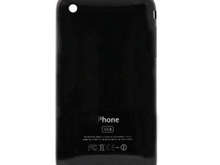 Kampagne vare, iPhone 3gs med Logo Bagcover (16GB) - Sort