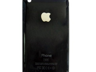 Kampagne vare, iPhone 3g 16GB med Logo Bagcover - Sort
