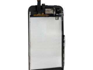 KAMPAGNE VARE, iPhone 3g 7 in 1 kit Skærm Assembly - Sort - Grade A+