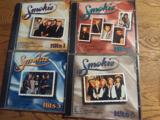 Smokie cd'er