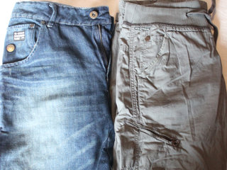 2 par nye G-Star Raw bukser str. 31-33
