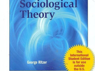 Sociological Theory - 8. udgave