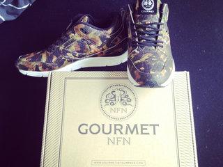 Gourmet Lite 35 Forest Camo Sneakers