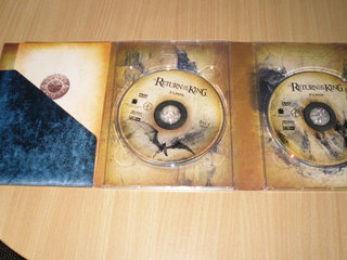 The LORD of the rings; Box.