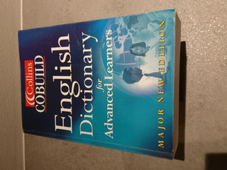 English Dictionary for Advanced Learners