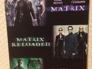 The Matrix Collection (3 DVD)