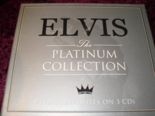 ELVIS; The platinum collection.