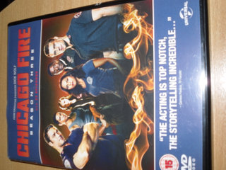CHICAGO FIRE BOX; Alle 23 afsnit,