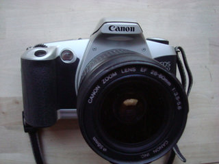 Nyere Canon EOS 500n 1996