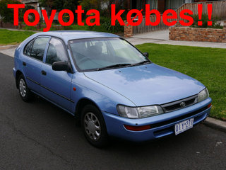 Toyota Corolla KØBES