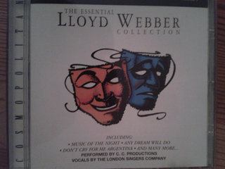 The Essential Lloyd webber collection