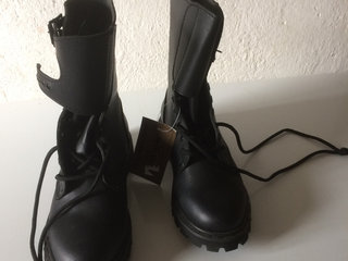 Miltec army boots