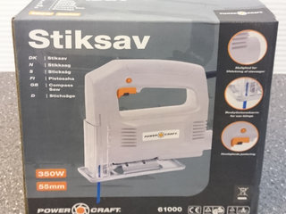 Power Craft Stiksav Model 61000