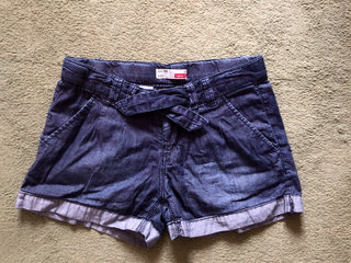 Name it denimlook shorts st 140 cm 10 år