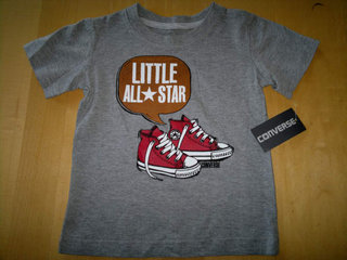 Ny Converse all Star t-shirt str. 92