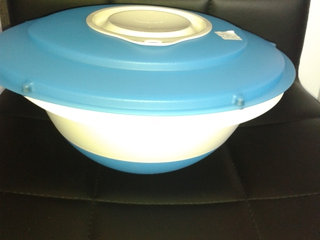 tupperware probacking skål 1,5 l