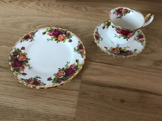 Royal albert - old country roses - stel