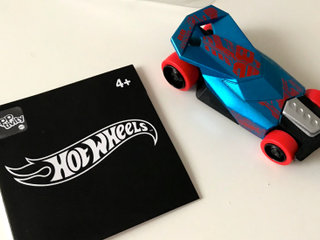 HOT WHEELS Apptivity Drift King BIL