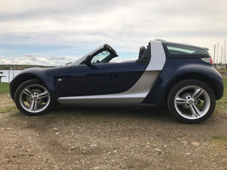 Smart Roadster coupé 2004