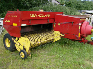 New Holland Presser reservedele