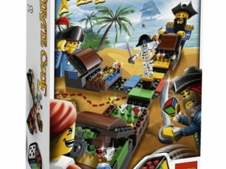 LEGO SPIL ; Pirate Code