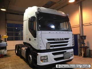 Iveco UDLEJNING /RENT