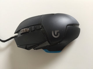 Logitech gaming mouse G502