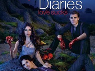 THE VAMPIRE DIARIES ; Komplet sæson 3 ;
