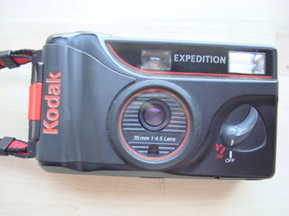 Kodak Expedition 35 mm camera