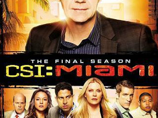 5 dvd ; CSI MIAMI ; Final season