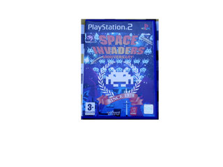Space Invaders inkl Manual